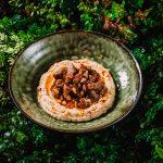 Hummus Kavurma Lamb